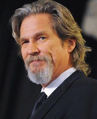 long hairstyles for older gentleman actors jeff bridges bridges and salts on pinterest