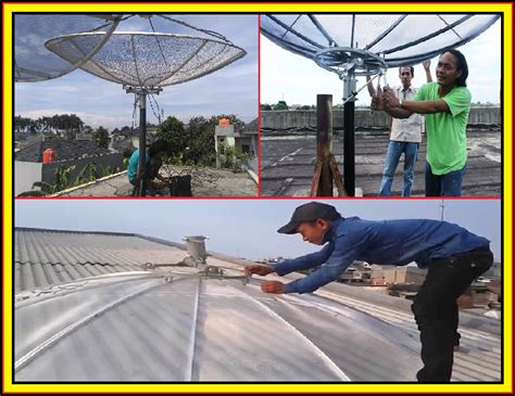 Setting Parabola Bogor toko pasang baru parabola digital citayam bogor jasa setting parabola murah jasa pasang