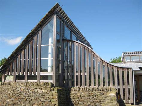 Modern Home Design New England Fountains Abbey Visitor Centre Building E Architect