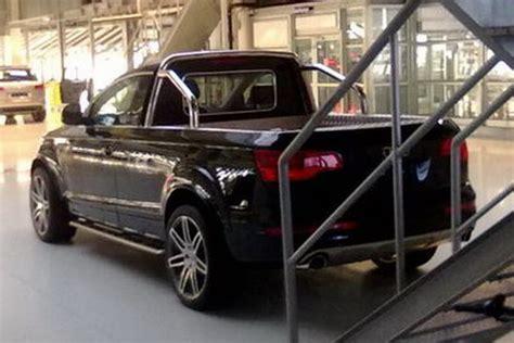audi pickup truck carscoops audi q7 posts