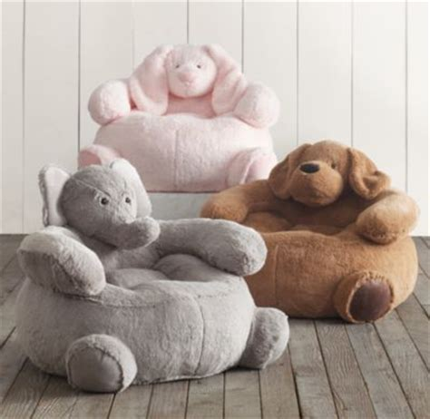 stuffed animal chair cuddle plush elephant chair