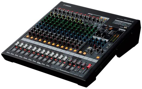 Mixer Sound System Yamaha 6 Channel buying guide how to choose the right pa system the hub