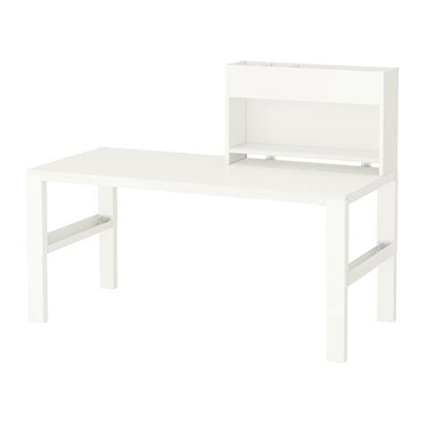 ikea pahl p 197 hl desk with add on unit white ikea