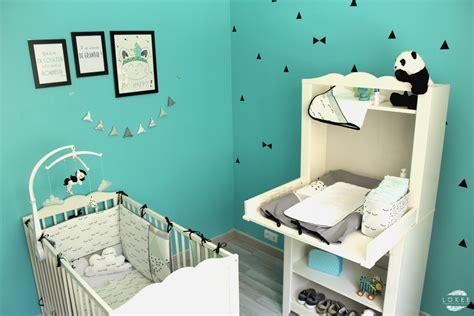 chambre bébé gris chambre gris et poudre