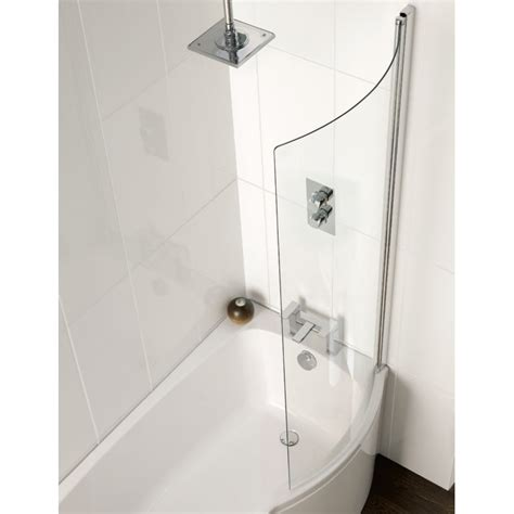 carron delta mm shower screen