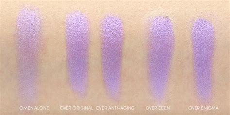 Eyeshadow Decay Original decay eyeshadow primer potion in enigma review