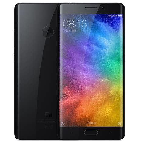Xiaomi Mi Note 2 Black 64gb Garansi Distri 1 Tahun xiaomi mi note 2 smartphone 4gb 64gb