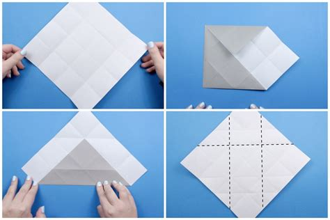 Origami Elephant Step By Step - how to make an origami elephant