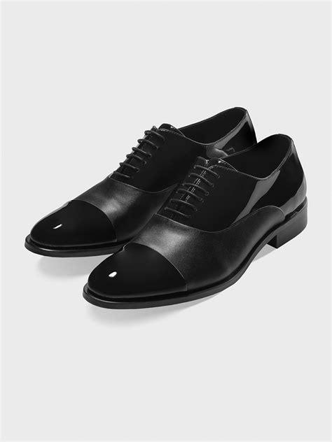 shoes the black tux