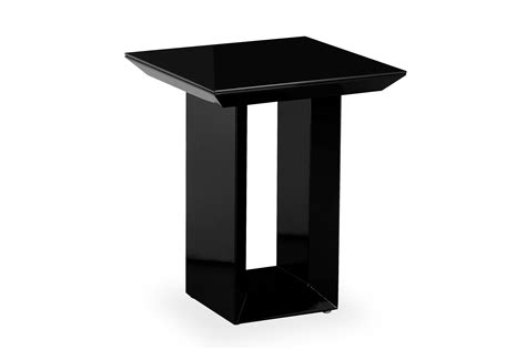 Black Side Table Best Black Side Table With Soho Side Table Black High Gloss Image 17 Of 19 Carehouse Info