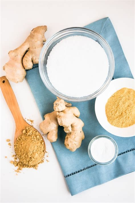 ginger bathroom ginger detox bath body scrub spa days at home arsenic old place