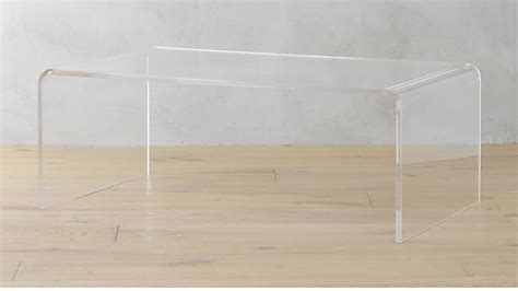 peekaboo acrylic coffee table acrylic coffee tables uk