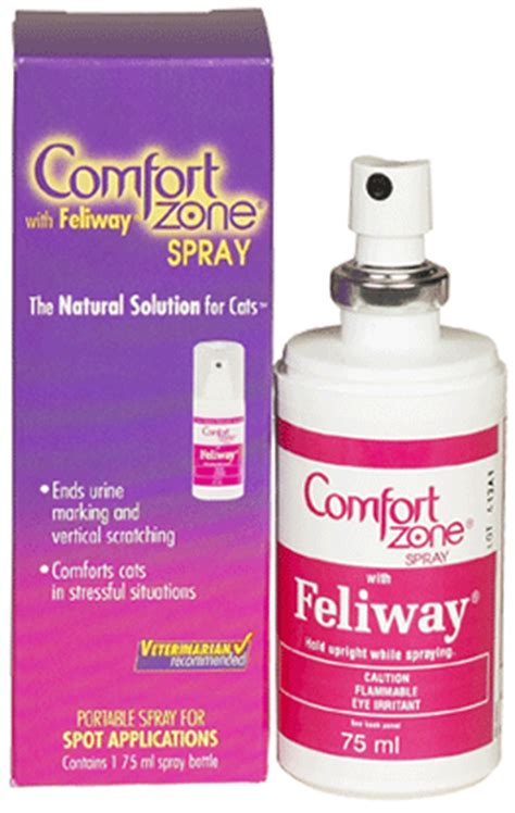 comfort zone with feliway lukes all natural