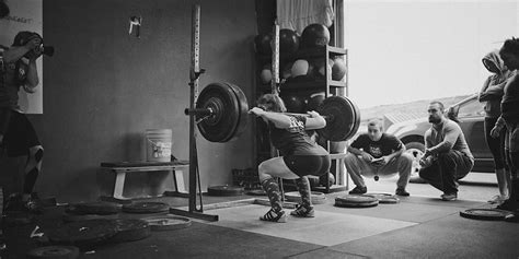 bodyweight bench press crossfit average back squat compare your progress cody blog