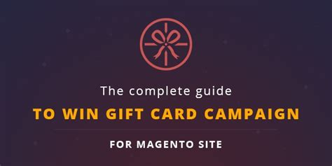 Magestore Gift Card - free white paper the complete guide to win gift card caign for magento site