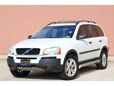 buy   volvo xc awdtlturboheated seats ownernice  houston texas united