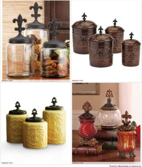 fleur de lis canisters for the kitchen 32 best images about fleur de lis kitchen canisters on