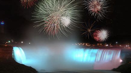 falls new years travel spots to celebrate new year s 2013