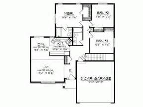 simple one floor house plans modern one story house floor plans simple one story houses