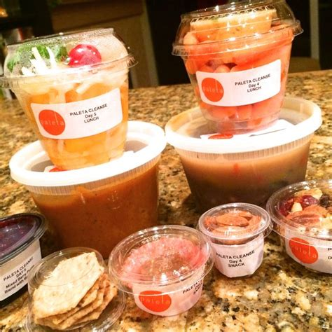 Realine Gentle Detox by Romy Raves About Paleta Farm To Table Meal Delivery After