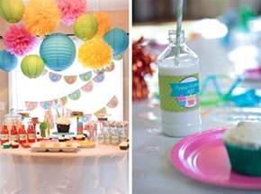 Graduation Backyard Party Ideas - a sweet cupcake birthday party anders ruff custom designs llc