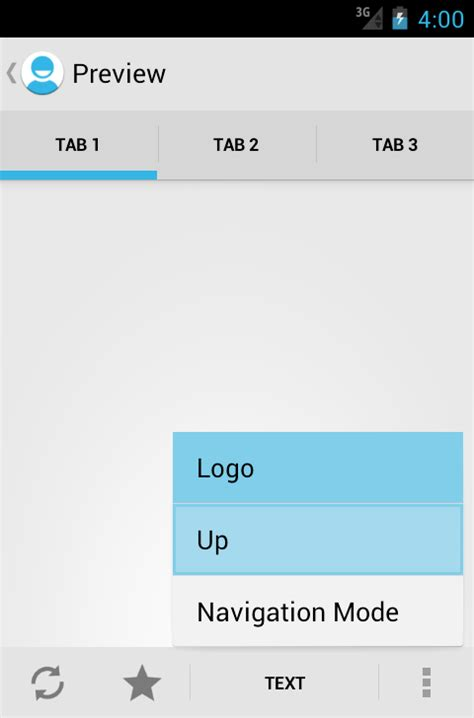 holo theme generator android styles change default blue color in android holo theme