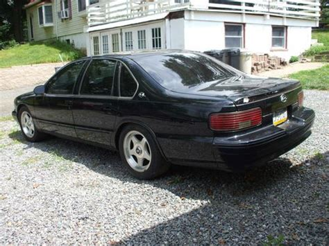 1996 impala ss parts for sale sell used 1995 impala ss parts car or for