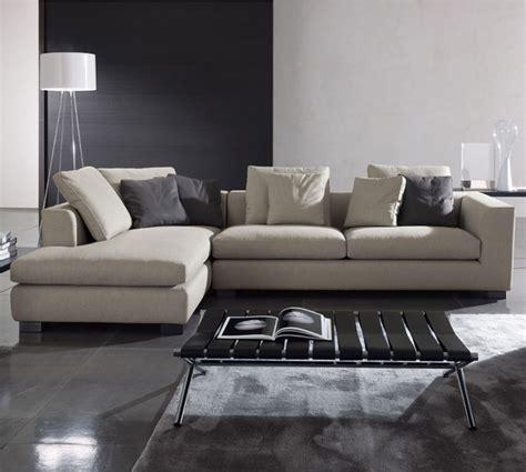 Minotti Sectional Sofa by Minotti Matisse Modern Sectional Sofa Modern Sectional