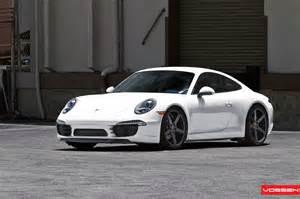 White Porsche Porsche 911 2013 White