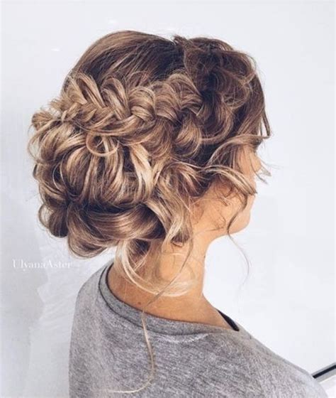 prom hairstyles with braids 18 elegant hairstyles for prom best prom hair styles 2017