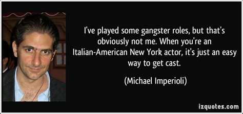 You Re An American Italian Gangster Quotes Quotesgram