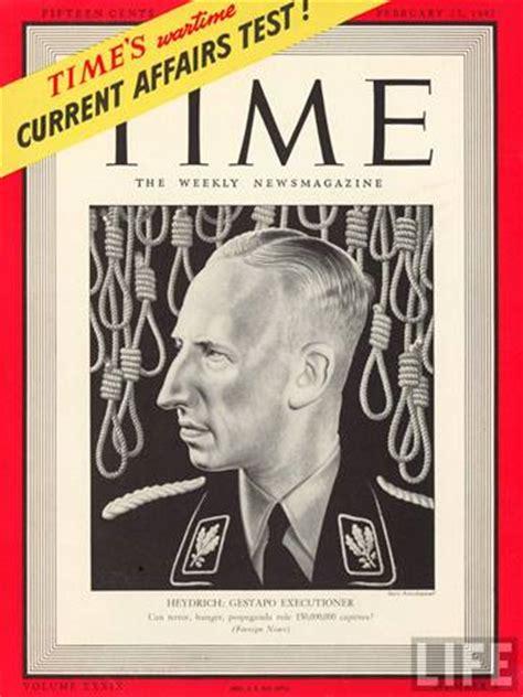 reinhard heydrich: hitler's hangman and alter ego