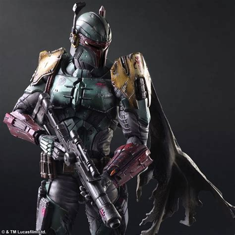 boba bett japanese wars toys make darth vader and boba fett