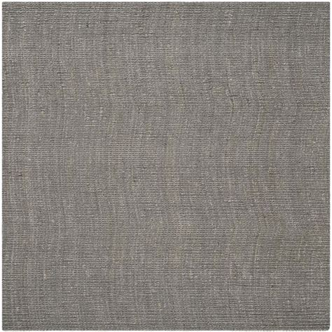 Light Grey Area Rugs by Safavieh Fiber Light Grey Area Rug Square 4