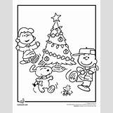Charlie Brown Christmas Coloring Pages | 680 x 880 gif 30kB