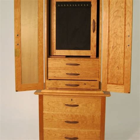 custom jewelry armoire hand made jewelry armoire by cooltimbers custommade com