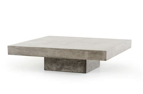 modrest morley modern concrete coffee table outdoor