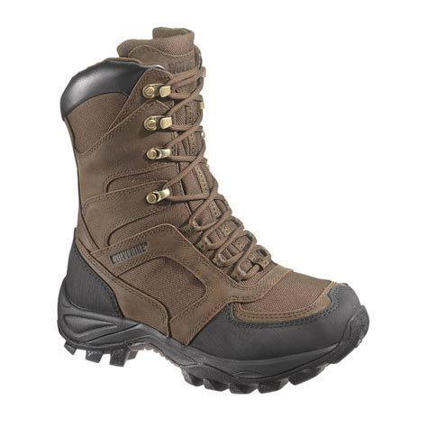 wolverine s panther insulated tex winter boot
