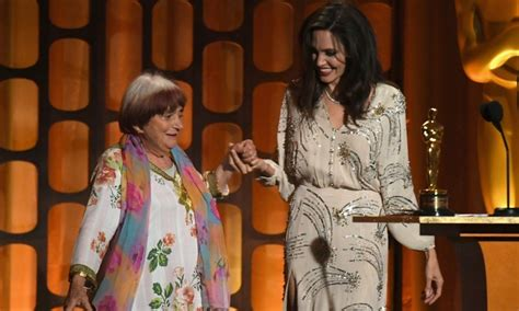 agnes varda dancing governors awards 2017 the most buzzed about moments from
