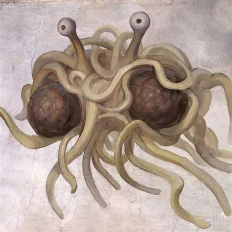 spaghetto volante the flying spaghetti your meme