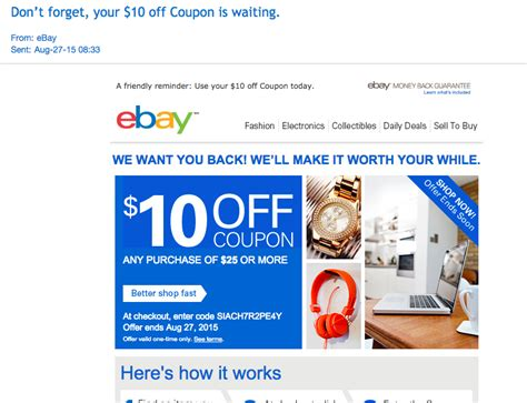 discount voucher on ebay 10 ebay coupon the ebay community