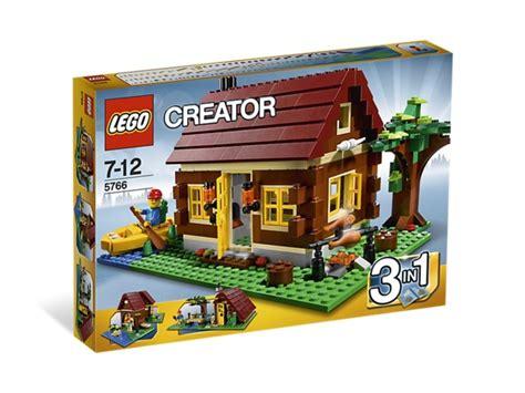 lego 174 creator log cabin v39 lego creator choice