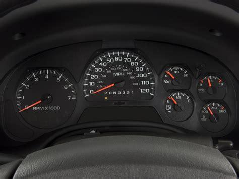 how it works cars 2003 chevrolet trailblazer instrument cluster 2008 chevrolet trailblazer image 15