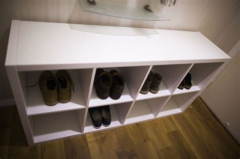 ikea kallax shoe storage home tour our flat is practically an ikea showroom
