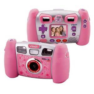 vtech kidizoom plus girls/pink childrens digital camera | ebay