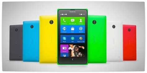 nokia x android themes android meets windows in nokia s new x series smartphones