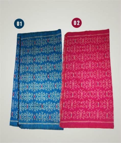 Kain Katun Prada Pucuk kain tenun endek patra polos bali cocok untuk kemeja kerja