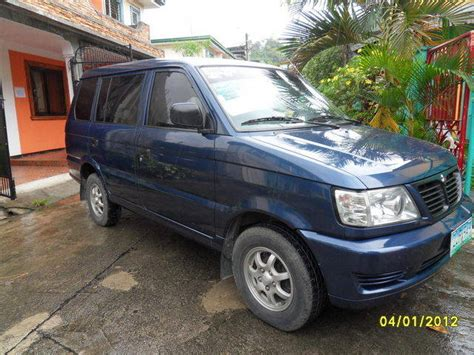mitsubishi adventure gx 2007 mitsubishi adventure gx for sale from laguna calamba