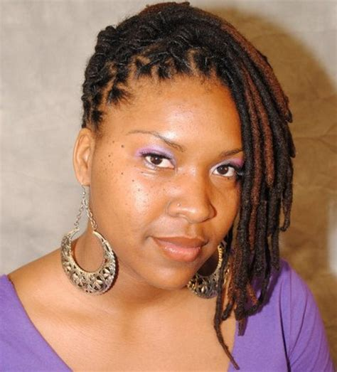 hairstyles for locs for loc hairstyles for women