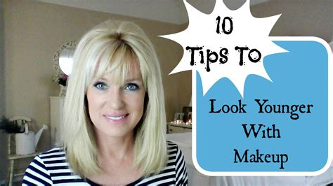 10 Tricks To Look Younger Instantly 10 tips to look younger with makeup